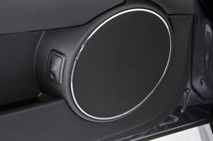 box speaker and acoustic systems