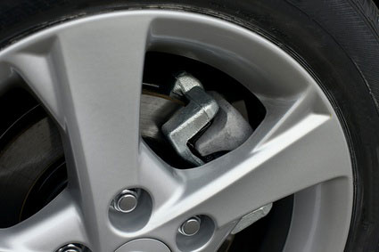 wheel arch housing and wheel cover